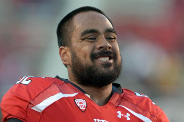 Star Lotulelei, Carolina Panthers' First-Round Pick, Is a Quiet Family Man