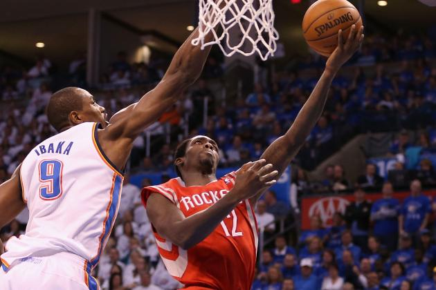 NBA Gamecast: Thunder vs. Rockets