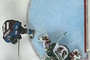 Video: Avs Have Goal Disallowed vs. Wild