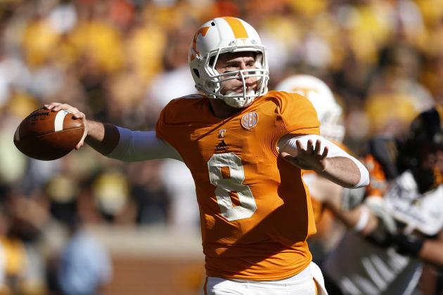 Report: Tyler Bray Signs Deal with Dolphins