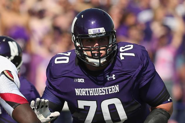 Northwestern's Patrick Ward and Brian Arnfelt Sign NFL Contracts as UDFAs