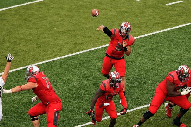 Rutgers Football: Annual Spring Game Renews Hope of Gary Nova's Development