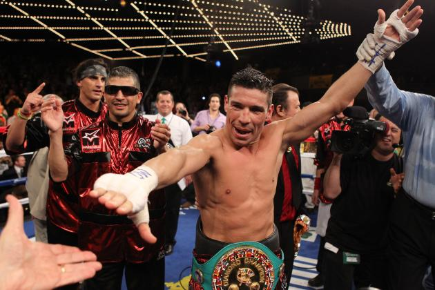 Sergio Martinez Defeats Martin Murray Via Unanimous Decision