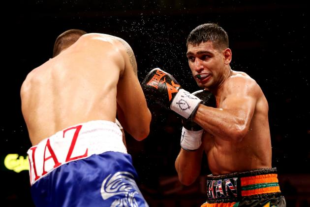 Amir Khan's Next Victory Must Be More Convincing to Regain Elite Status