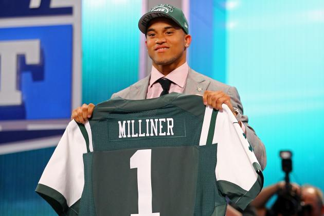 2013 NFL Draft Grades: Full Scores for Each Team