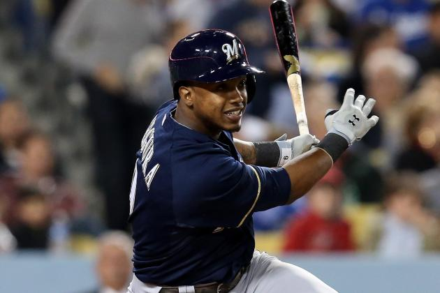 Jean Segura Scratched with Split Fingernail