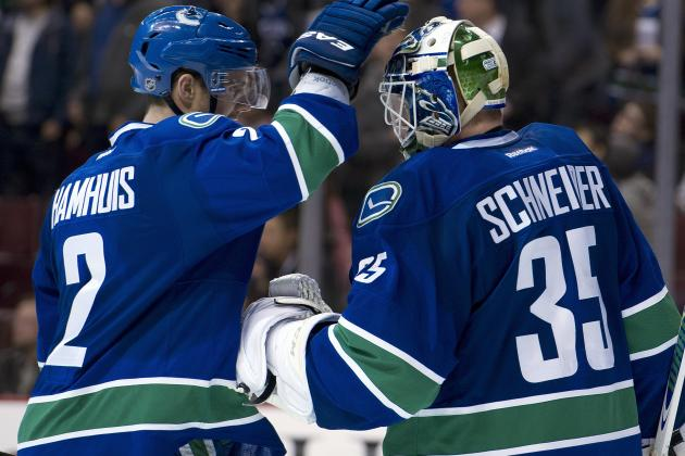 ESPN Gamecast: Canucks vs. Oilers