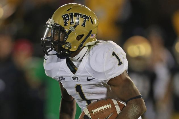 Pitt Shut out of NFL Draft; Players Expected to Sign Contracts