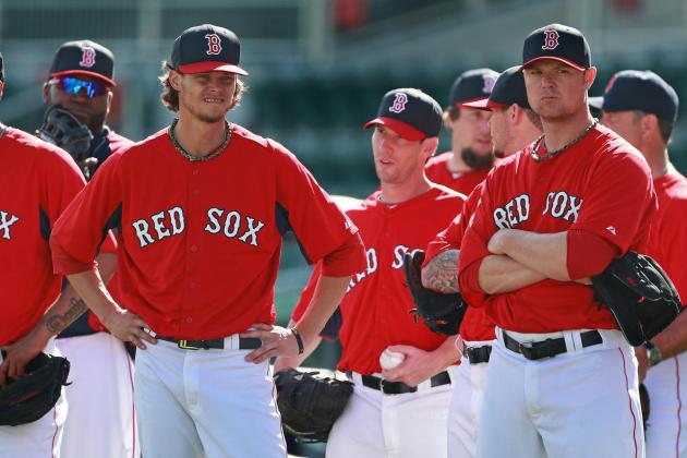 Clay Buchholz and Jon Lester: BoSox Hurlers Are Men on a Mission