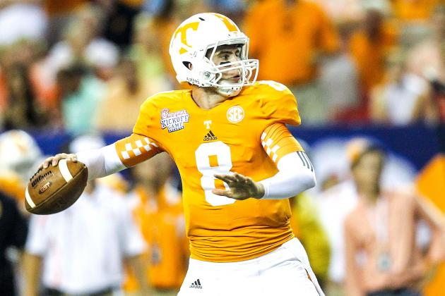 Tyler Bray Reportedly Signs with Kansas City Chiefs
