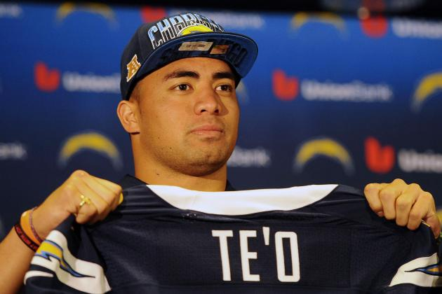 Manti Te'o Scouting Report: NFL Outlook for Notre Dame ILB