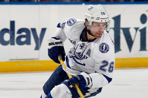 St. Louis Wins Scoring Title; Lightning Lose Finale