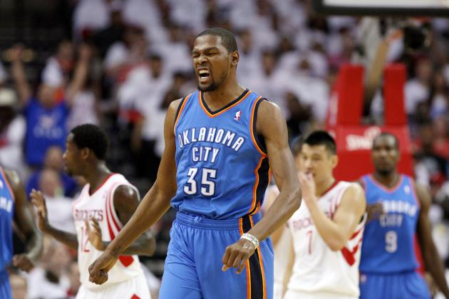 Rockets vs Thunder Game 3: Live Score, Highlights and Analysis