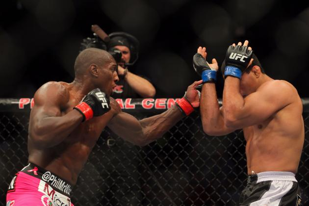 UFC 159: What We Learned From Phil Davis vs. Vinny Magalhaes