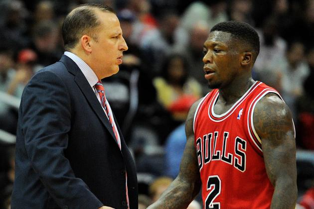 Nate Robinson Proves He Can Have a Big Time Game