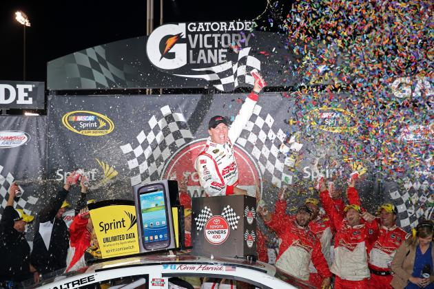 Kevin Harvick Wins at Richmond