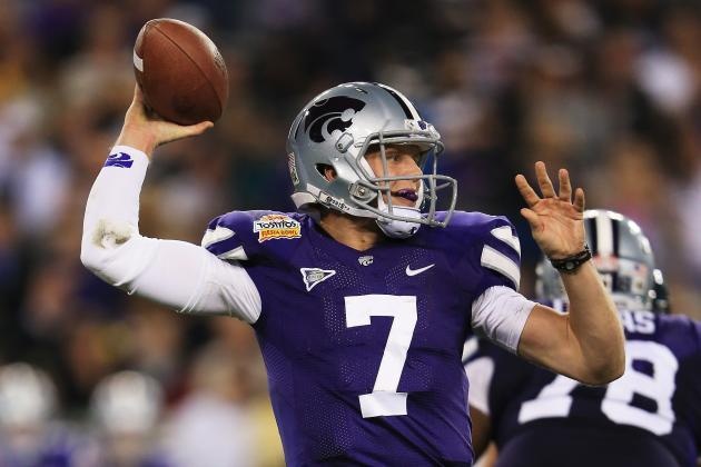 Collin Klein: How Will Houston's Newest QB Fare in the Pros?