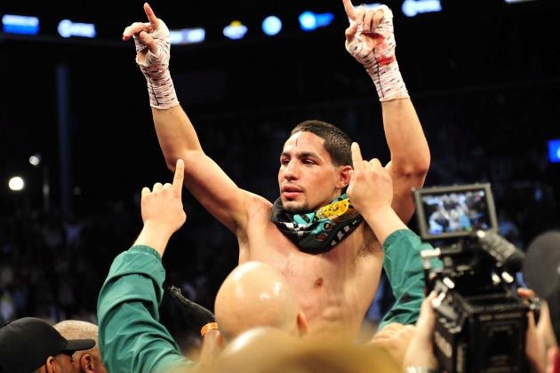 Garcia Survives Late Rally to Retain Title over Judah