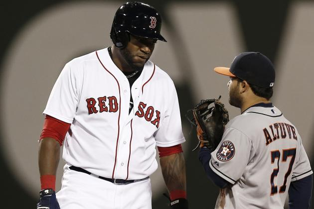 Ortiz-Led Red Sox Match Best Start Since 2002