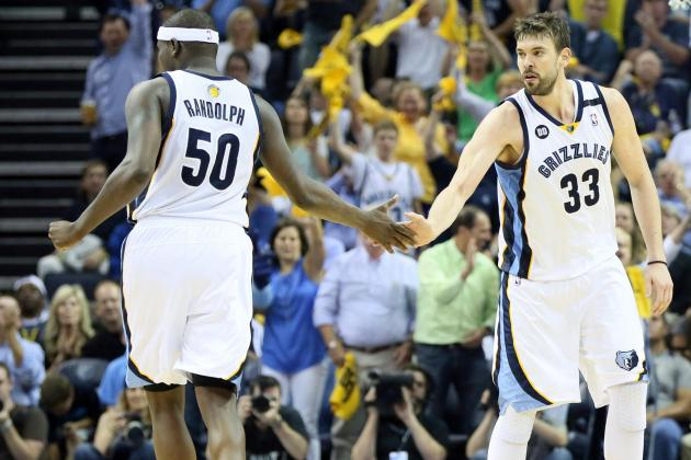 Arnovitz: Defensive credentials assured, Marc Gasol goes on offensive