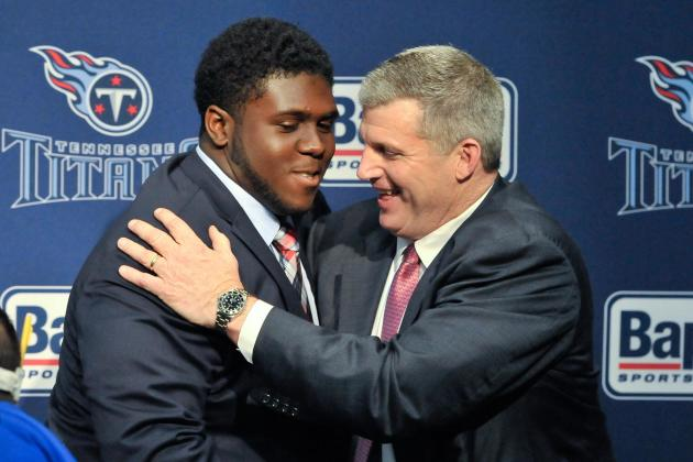 Titans' First Pick: 'Power,' 'Passion'