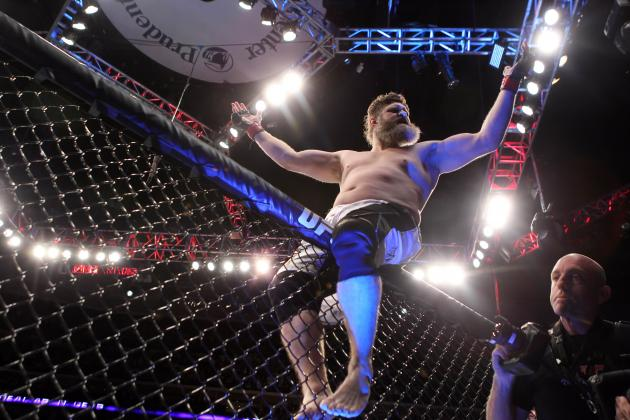 UFC 159 Results: What We Learned from Roy Nelson vs. Cheick Kongo