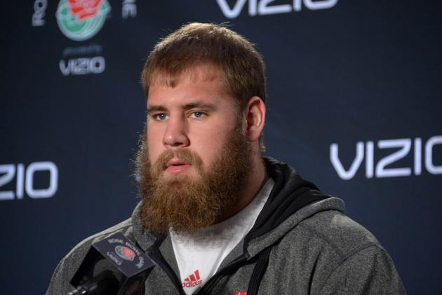 Travis Frederick Surprised at Selection
