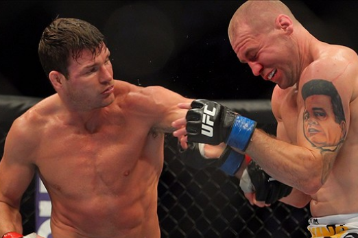 Bisping Tops Alan Belcher Via Technical Decision