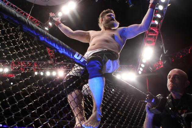 UFC 159: Roy Nelson KOs Kongo, Wants Cain Velasquez vs. Antonio Silva Winner
