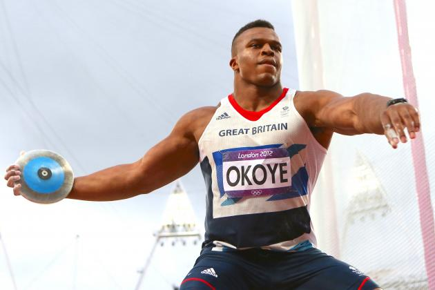 Olympic Discus Thrower Lawrence Okoye Signs with San Francisco 49ers