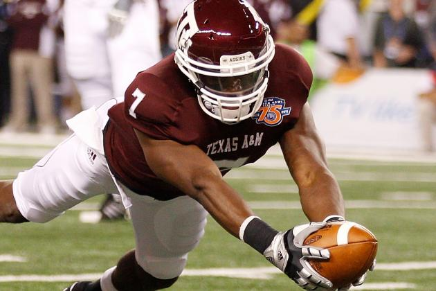 Seven Texas A&M Players Sign Free Agent Contracts After Going Undrafted
