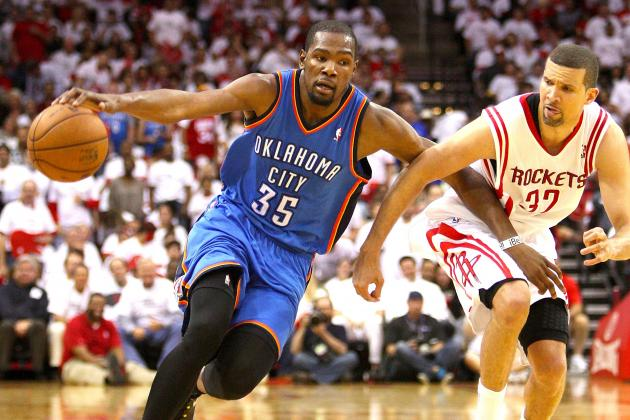 OKC Thunder vs. Houston Rockets: Game 3 Score, Highlights and Analysis