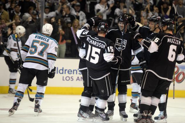 Kings 3, Sharks 2