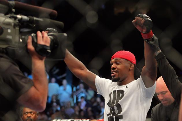Jones vs. Sonnen: Two Legacies Solidified with First-Round TKO
