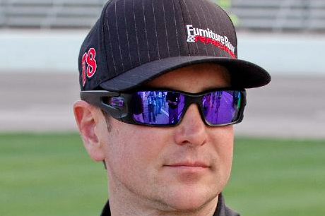 No Surprise: Busch, Stewart Involved in Shouting Match