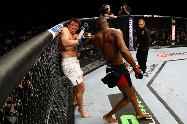 UFC 159 Results: Jon Jones Throttles Chael Sonnen, Squarely in No-Win Territory