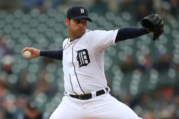 Detroit Tigers: Anibal Sanchez's Performance Should Not Be Suprising