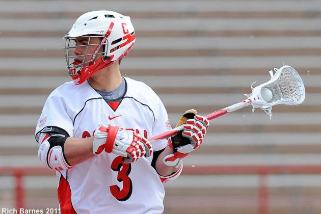 NCAA Lacrosse: Cornell Cruises Past Princeton 17-11 at Big City Classic