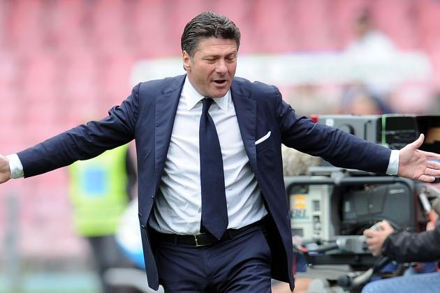 Mazzarri: 'I Was Worried'