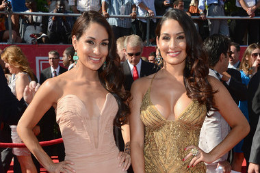Nikki Bella's New Breast Implants Ruin the Bellas' 'Twin Magic' Gimmick