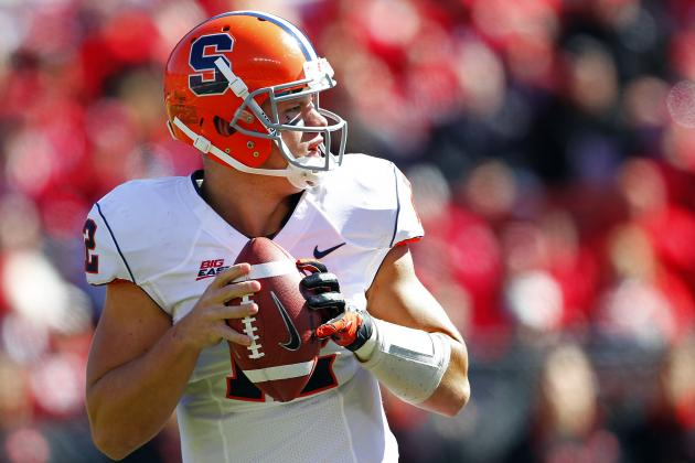 Ryan Nassib Too Good for NY Giants to Pass Up