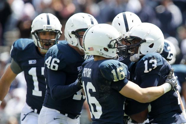 Penn State Football: How Big Ten Realignment Will Benefit Nittany Lions