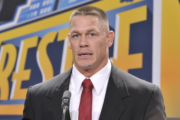 WWE Champion John Cena Injured During WWE European Tour