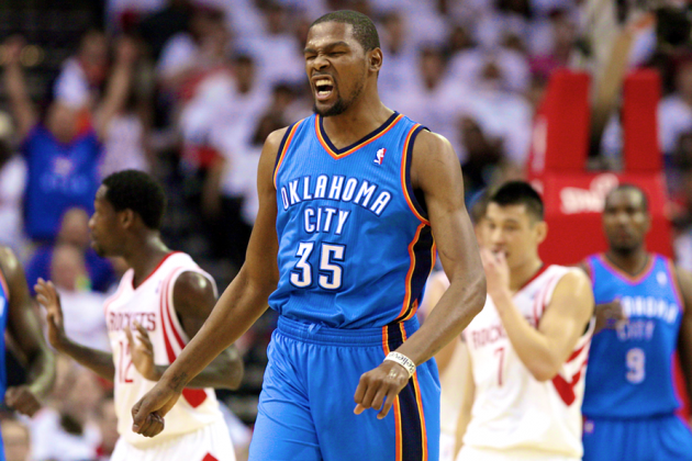 Can Kevin Durant 'Hero Ball' Return OKC Thunder to NBA Finals?