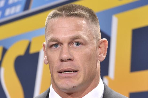 John Cena Injury: Updates on WWE Star's Achilles