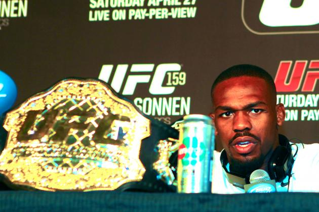 Jon Jones Badly Injured in Fight That Never Should Have Happened