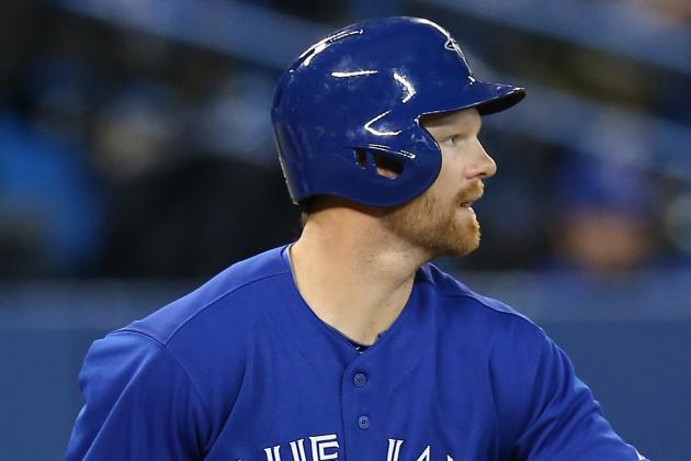 Lind Returns to Lineup, Blue Jays Option Lincoln