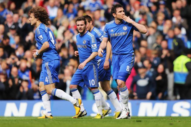 Chelsea vs. Swansea: Score, Grades and Post-Match Reaction