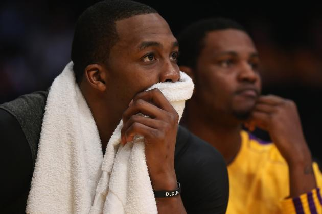 Report: Dwight Howard to Talk to Other Teams Besides Lakers This Summer