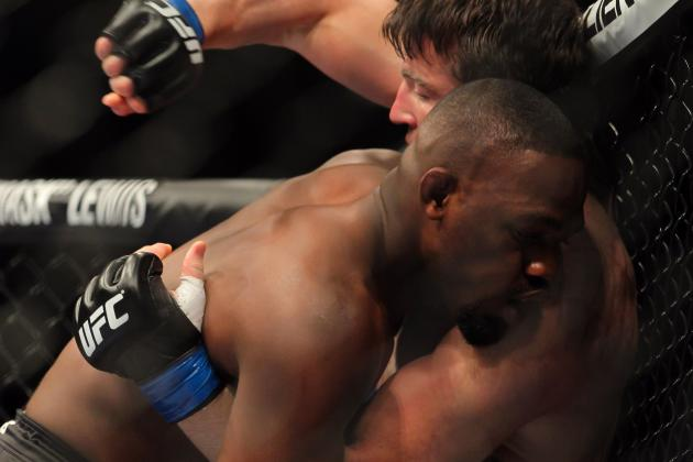 Jones vs. Sonnen: Breaking Down the Pivotal Moments from UFC 159's Main Event
